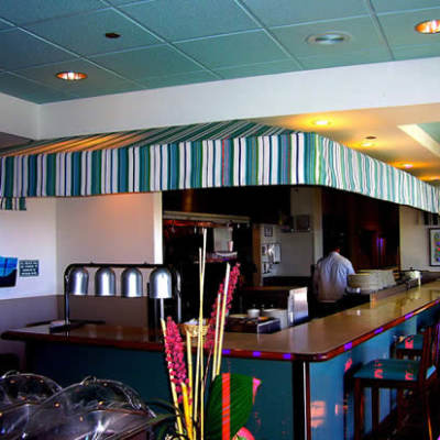 Indoor Awning